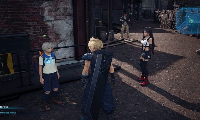 Detail Misi Sampingan Dan Karakter Baru Final Fantasy 7 Remake