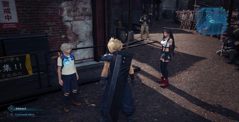 Detail Misi Sampingan Dan Karakter Baru Final Fantasy 7 Remake