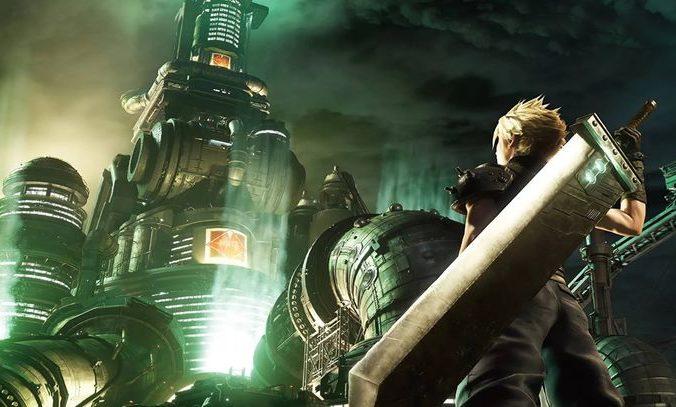 Final Fantasy 7 Remake Akan Memakan Banyak Tempat Hard Drive