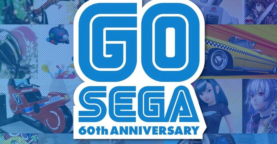 Website Sega Baru Menselebrasi Sejarah 60 Tahun