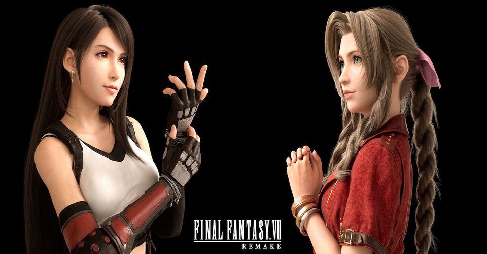 Bagaimana Developer Final Fantasy 7 Remake Menyelesaikan Perdebatan Antara Tifa Dan Aerith