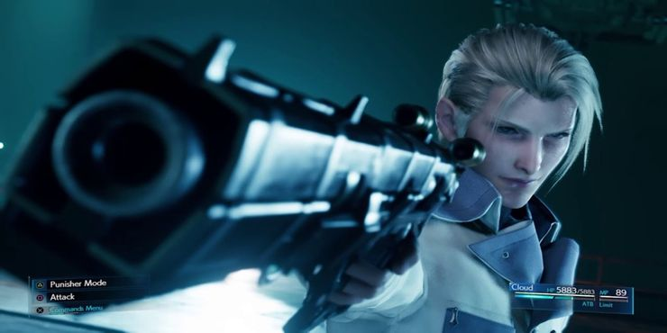 Final Fantasy 7 Remake Dalam Hard Mode
