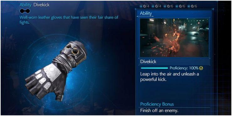 Senjata Terburuk Tifa Di Final Fantasy 7 Remake PS4