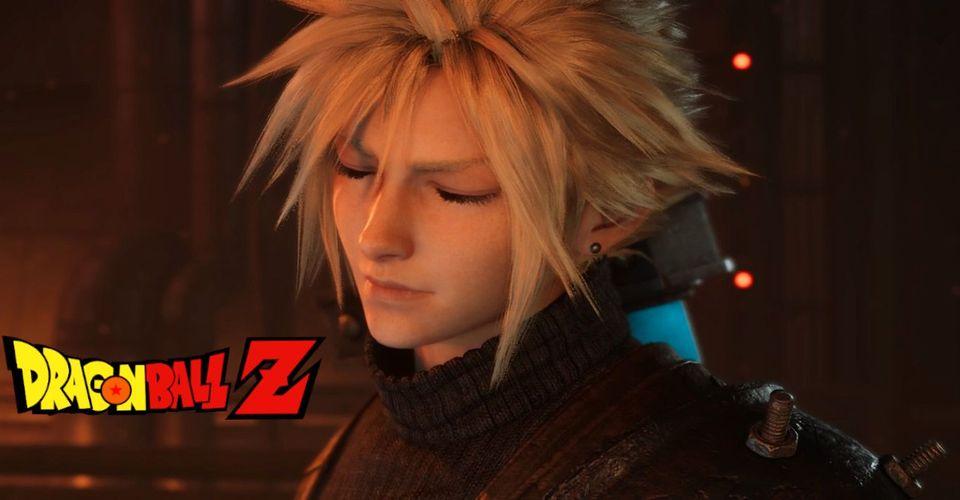 Dragon Ball Fans Menemukan Hal Yang Berhubungan Dengan Final Fantasy 7