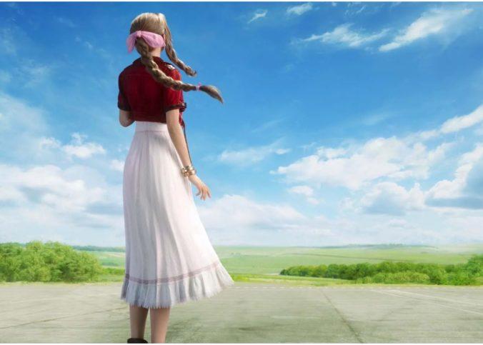 Senjata Terbaik Yang Ditemukan Di Final Fantasy 7 Remake Untuk Aerith